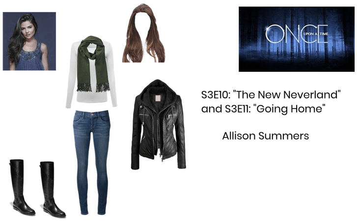 Allison Summers: OUAT: S3E10 and S3E11
