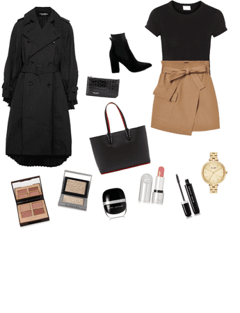 Ava Jalali inspired outfit