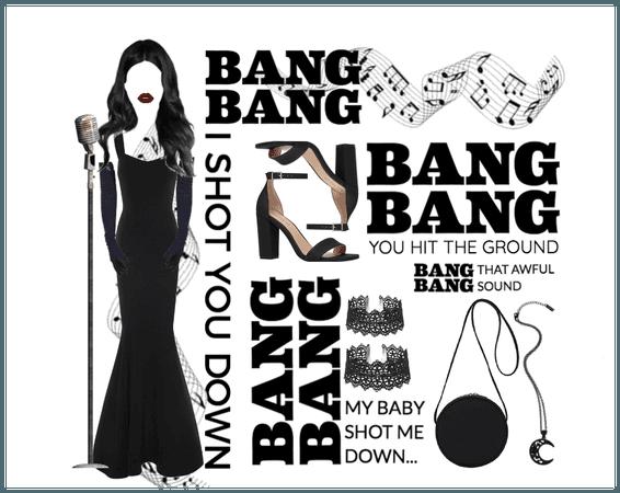 Nancy Sinatra - Bang Bang (My baby shot me down)