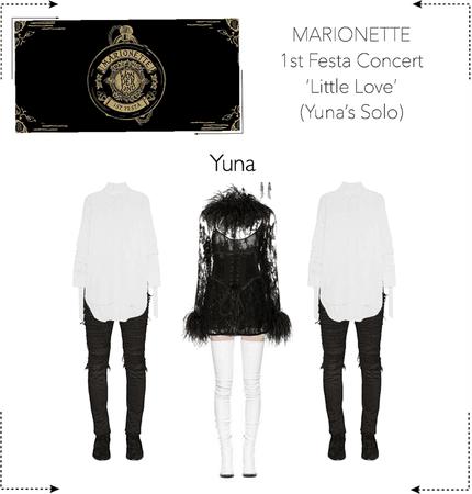 MARIONETTE (마리오네트) [YUNA SOLO] 1ST FESTA CONCERT