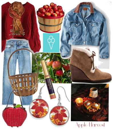 # Apple Harvest # Shoplook # Fall