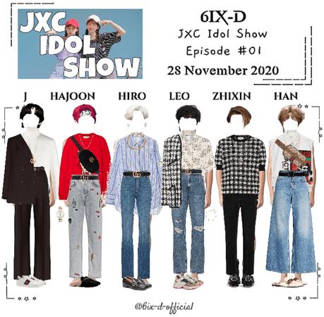 6IX-D [씩스띠] JXC Idol Show 201128