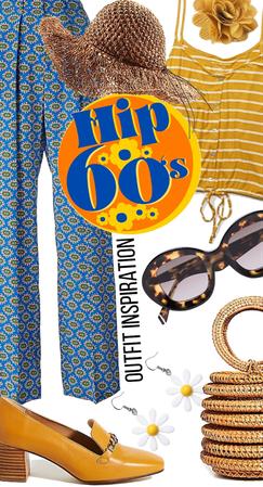Hip 60s #outfitinspo