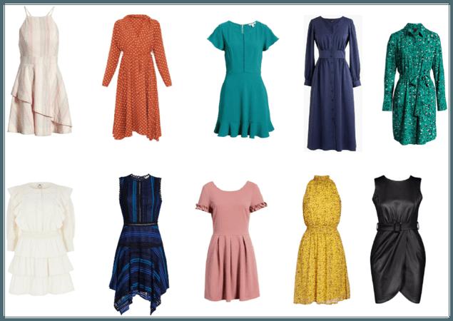 Rectangular 4 - Dresses