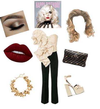 HBD Lady Gaga!
