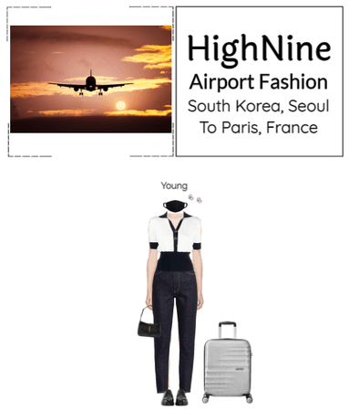 HighNine (하이 나인) [Young] Airport Fashion