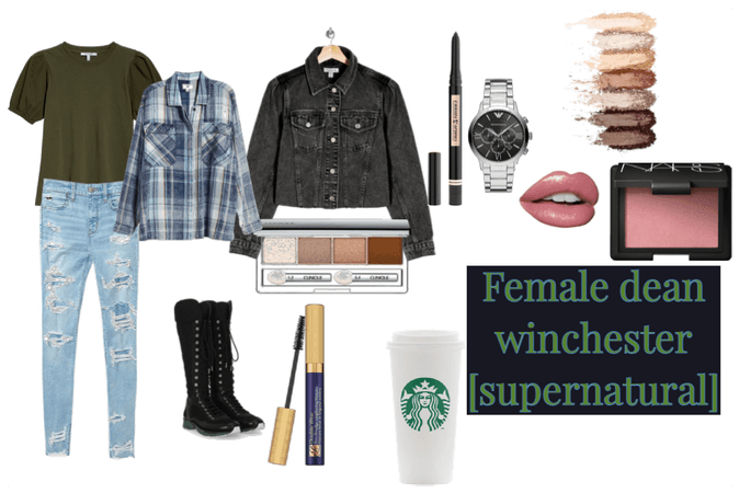 Female version of  Dean Winchester