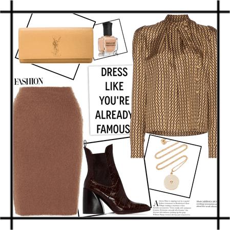 dress like it