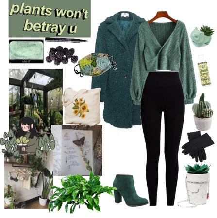 Plant Mom