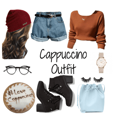 cappuccino outfit