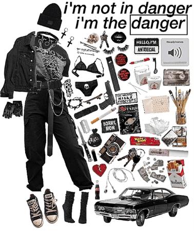 i'm not in danger