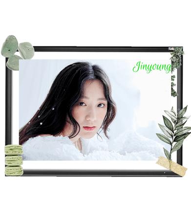 Jinyoung 'I TRUST' Angel Concept