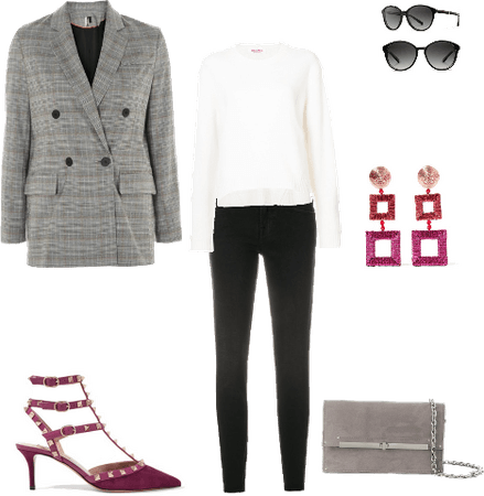 Casual Friday Chic