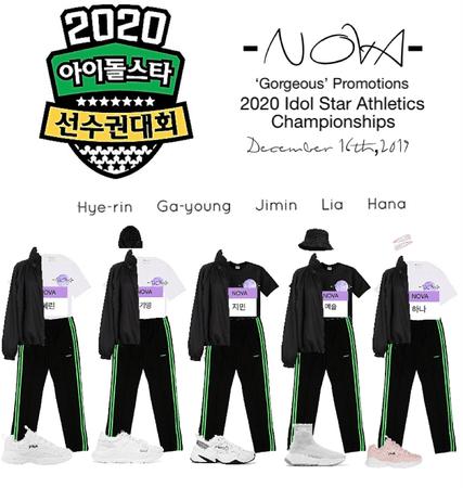 -NOVA- 2020 Idol Star Athletics Championship