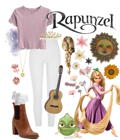 disney ladies; rapunzel