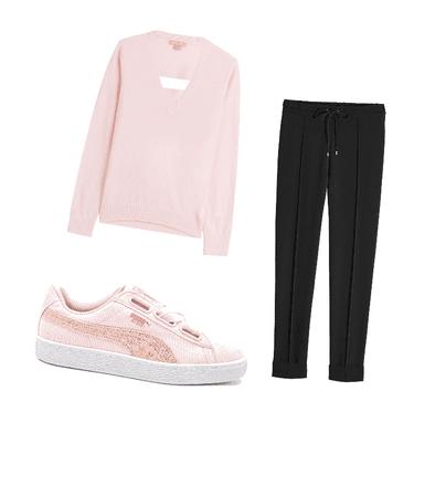 Causal pink