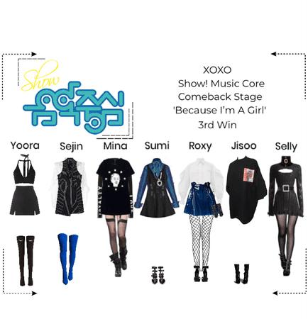 XOXO Show! Music Core