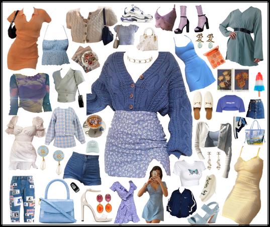 Sweater weather vol. 1 blue