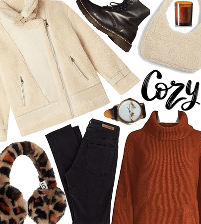 WINTER 2020: Fuzzy and Cozy Chic