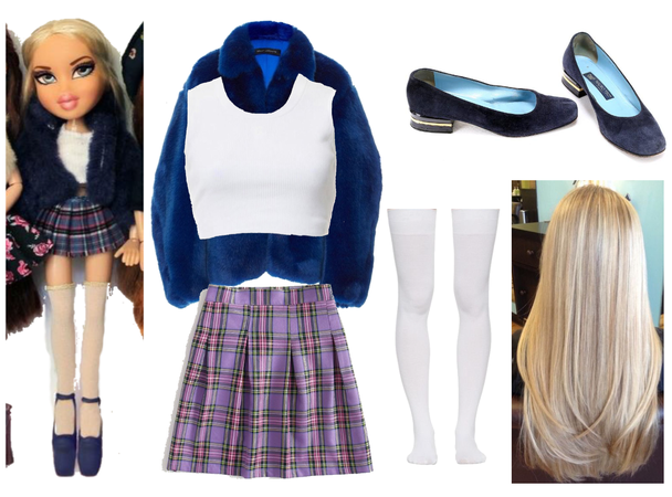 Cloe Bratz Character Outfit