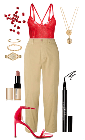 Red & Bold