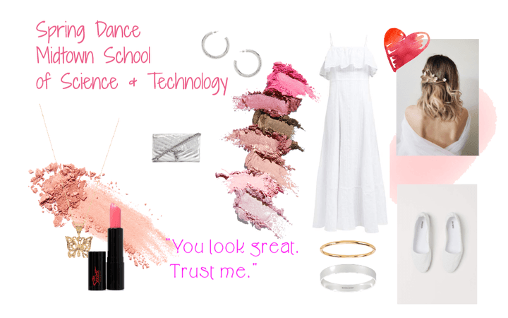 Jackie Shadowborne- Spring Dance outfit