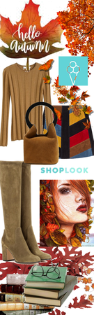 Hello # Autumn # back to school # shoplook