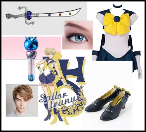 Sailor Uranus (Sailor moon)
