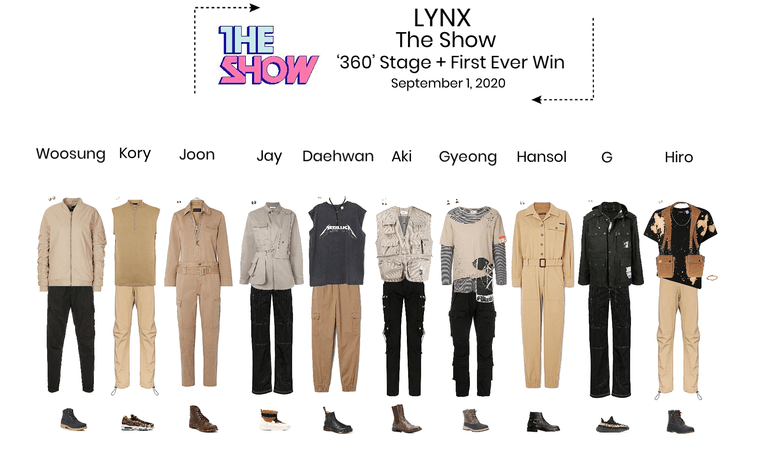 Lynx// '360' The Show Stage + First Win