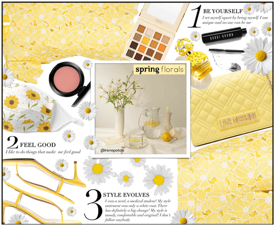 Spring Florals 🌼 ( 4.22.2021 )