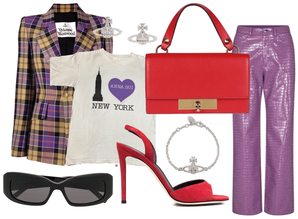Vivienne Westwood Inspired Outfit