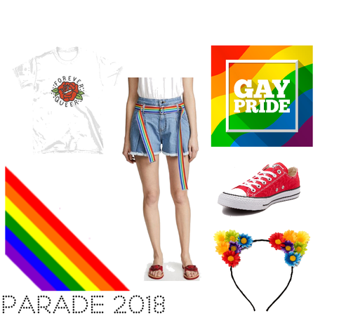 Gay Pride Parade 2018