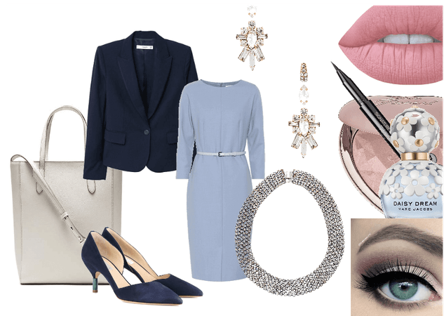 Business outfit 2 - Light & Cool