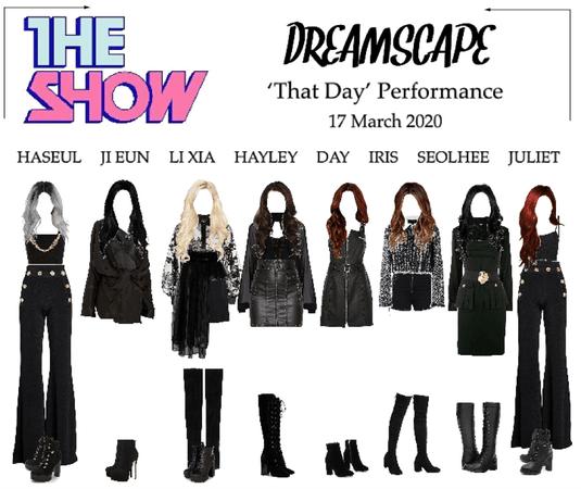DREAMSCAPE [드림스게이프] The Show 200317