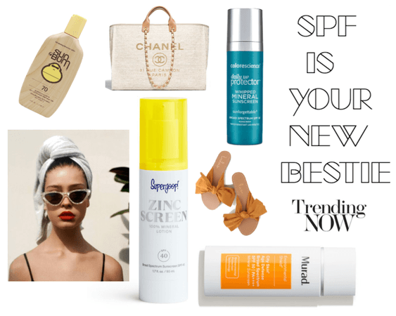 SPF is your friend