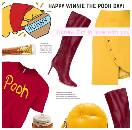 Happy National WInnie The Pooh Day