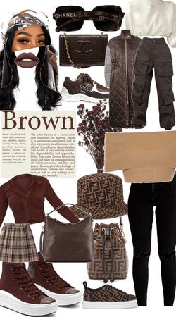 Brown Sugar Babe Casual