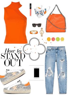 Orange Look