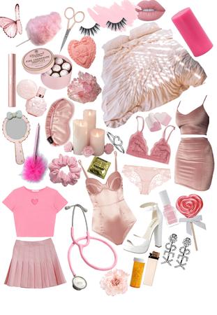 Pink Bambi Moodboard