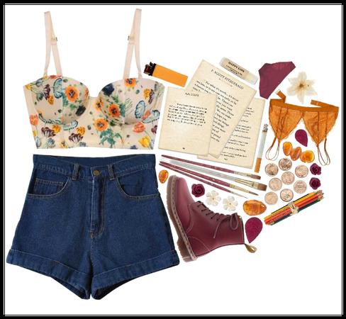 Tangerine + Merlot