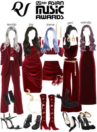 Red Velvet in Red Velvet