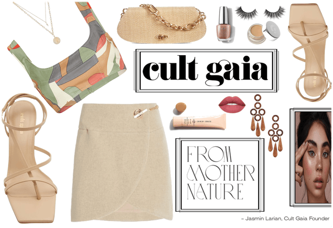 Cult Gaia Inspired: From Mother Nature