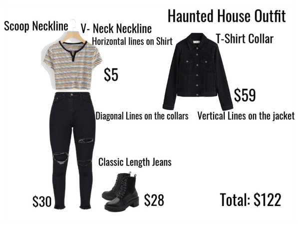 Haunted House Outfit
