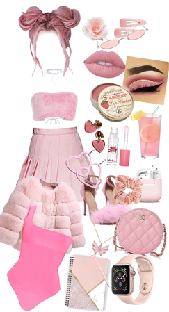 very pink~