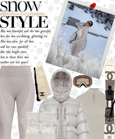 Ski Style ⛄️
