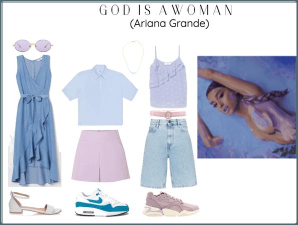 god is a woman ariana grande