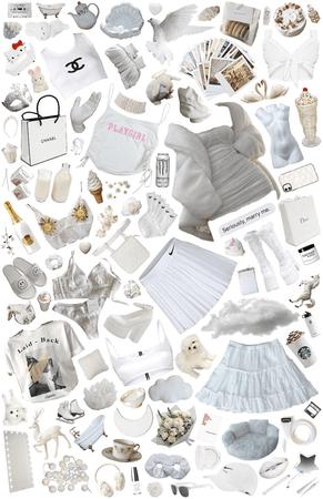 White Themed