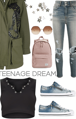 teenage dream!