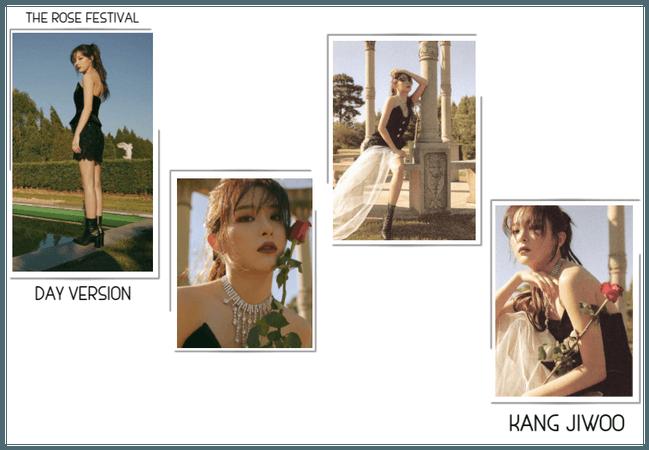 {ROSE} Teaser photos Jiwoo