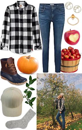 dress like emilie: orchard